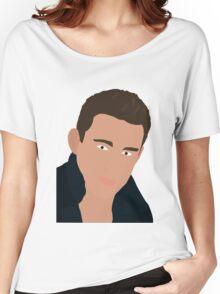 Channing Tatum  Women's Relaxed Fit T-Shirt
