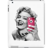 Selfie Marilyn iPad Case/Skin