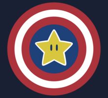 Captain Mario by Saintsecond