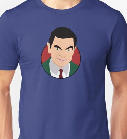 Mr Bean Unisex T-Shirt