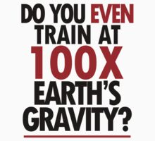 Do you even train at 100x Earth gravity? - Dragon Ball Z - Simple 2 by Lamamelle