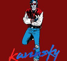 Kavinsky Red by Luigi Bebel