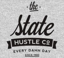 The State Hustle Co. by yeahshirts