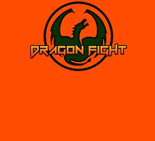 Dragon Fight Video Game Logo Unisex T-Shirt