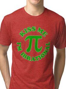 Happy Pi Day Tri-blend T-Shirt