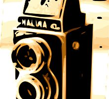 Vintage Camera - 4 by mongoliandevil