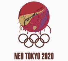 neo tokio 2020 by MParis