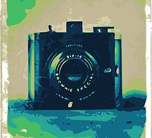 Vintage Camera - 8 by mongoliandevil