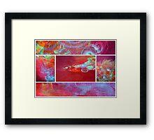 Cosmos #2 Framed Print