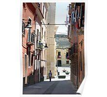 Urban Italian Poster