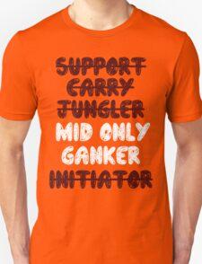 Dota 2 - Mid only Unisex T-Shirt