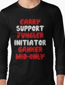 Dota 2 - Support Long Sleeve T-Shirt