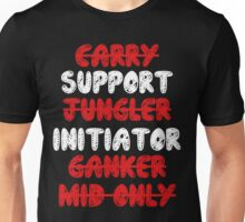 Dota 2 - Support Unisex T-Shirt