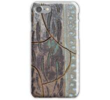 Marked Land iPhone Case/Skin