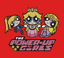 The Power-Up Girls by BiggStankDogg