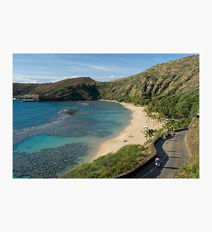 Hanuma Bay Photographic Print