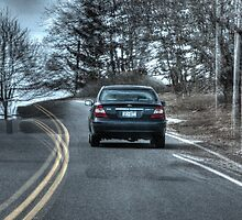 Road Rage POV by Rick Gold