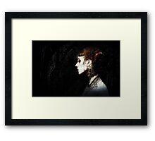 Funeral Framed Print