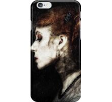 Funeral iPhone Case/Skin