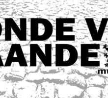 Ronde Van Vlaanderen Sticker
