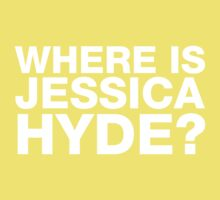 Where is Jessica Jyde? by Rant423