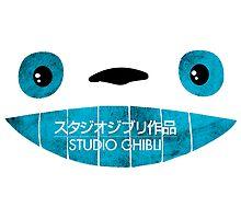 Studio Ghibli Totoro  by Liamontoast