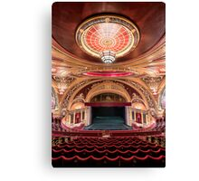 Liverpool Empire Theatre Canvas Print