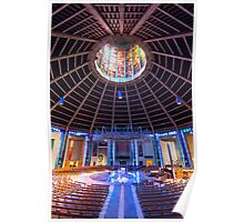 Metropolitan Cathedral of Liverpool Poster