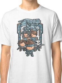 Metal Cute Solid  Classic T-Shirt
