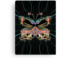 Fantasy Butterfly Canvas Print