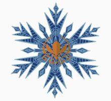 Elsanna Snowflake by FallenAngel166