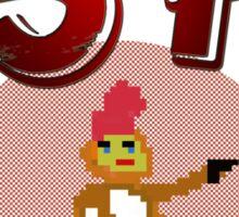AREA 57 Game Sticker