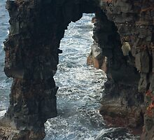 Holei Sea Arch by photoeverywhere