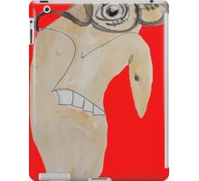 The Scientist Dude iPad Case/Skin