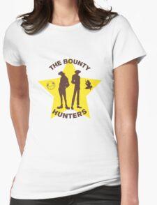 Dandy Bebop 2 Womens Fitted T-Shirt