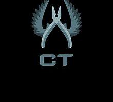 CS:GO - CT by drakonisvaughan