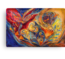 The Chagall Dreams II Canvas Print
