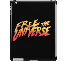FREE THE UNIVERSE iPad Case/Skin