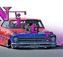 1967 'Nitro' Nova by DaveKoontz