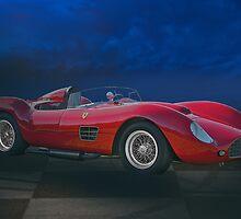 1959 Ferrari Dino 196 S by DaveKoontz