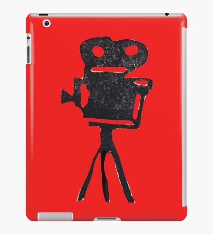 Film Projector iPad Case/Skin