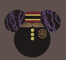 Tower of Terror Bellhop Mickey  by sweetsisters