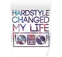 Hardstyle Poster