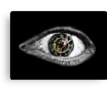 Times Eye Canvas Print