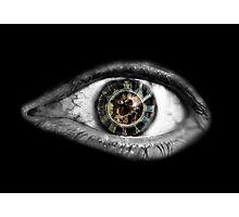 Times Eye Photographic Print