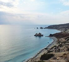 Cypriot Coastline by emyyewuk