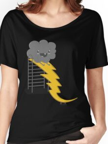 Ride the Lightning Women's Relaxed Fit T-Shirt