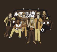 Marshmallow Machine Sepia by TheIvoryInk