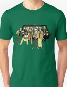 Marshmallow Machine Sepia T-Shirt