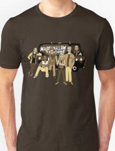 Marshmallow Machine Sepia Unisex T-Shirt